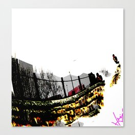 Unnamed Places// Canvas Print