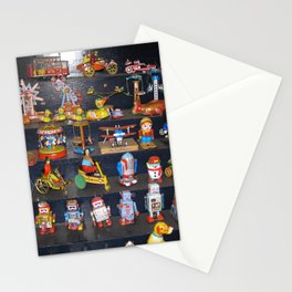 Children Toy Vintage Stationery Cards