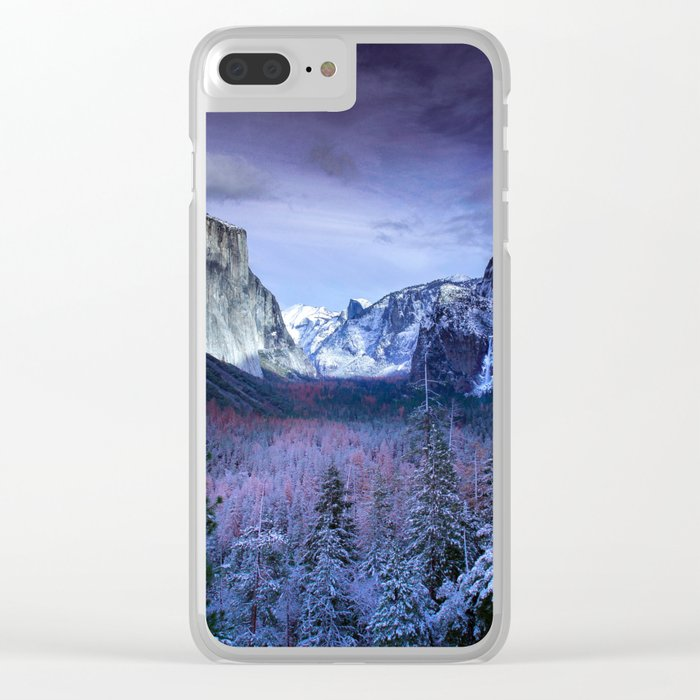 Landscape #photography #society6 #photography Clear iPhone Case