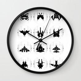 Naves Wall Clock