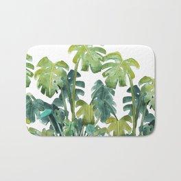 Split-Leaf Philodendron Bath Mat