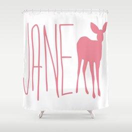 Life is Strange JANE Doe Shower Curtain