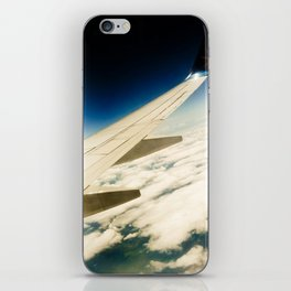 Airplane Wing iPhone Skin