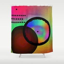 Geometric 02 Shower Curtain