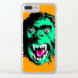 APEZILLA2B (2013) Recolored Clear iPhone Case