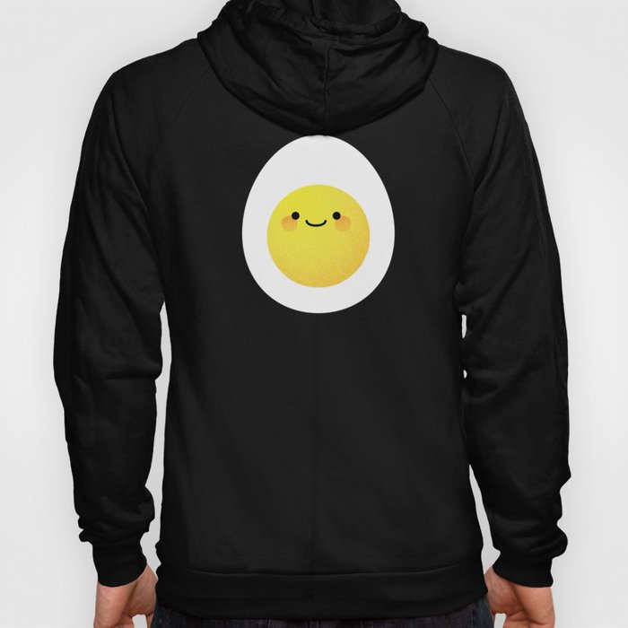 Cute hard boiled eggs Hoody