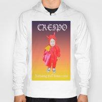 tina crespo Hoodies featuring Crespo by W.R. Buhler