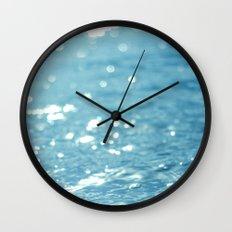 heavenly heavenly Wall Clock