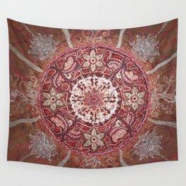 Maladhara Awakening Mandala Wall Tapestry