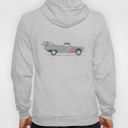 Surfboard Pick Up Van Hoody