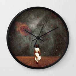 Follow Me Wall Clock
