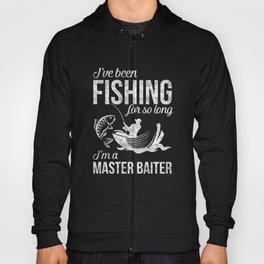 Fishing master baiter inside Hoody