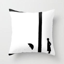 Darn It. Throw Pillow