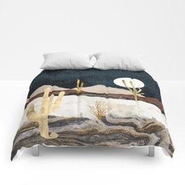 Desert View Comforters