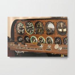 Flying History - 10 Metal Print