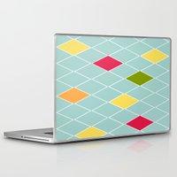 rio de janeiro Laptop & iPad Skins featuring Rio de Janeiro by Menina Lisboa