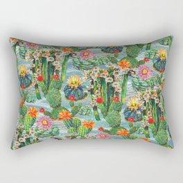 Cactus Desert - BBG Rectangular Pillow