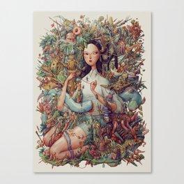 Eden. Canvas Print