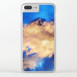 Sunet #183 Clear iPhone Case