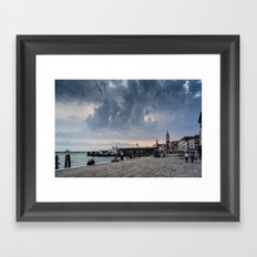 Untitled XI Framed Art Print