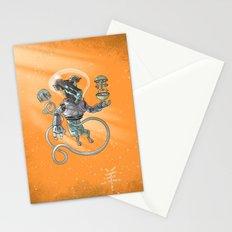 Astro Zodiac Force 08: Ram Stationery Cards