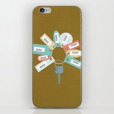 Disloyal iPhone & iPod Skin