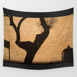 Shadow Play Wall Tapestry