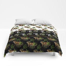 African animals Comforters