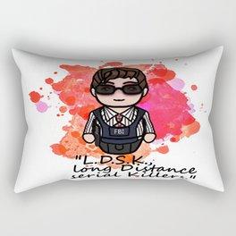 Aaron Hotchner  Rectangular Pillow