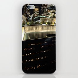 Ground Zero iPhone Skin