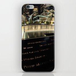 Ground Zero iPhone Skin