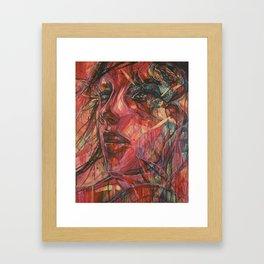 Anticipation Method Framed Art Print