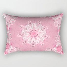 """The Suitor's Plea"" Kaleidoscope 3 by Angelique G. @FromtheBreathofDaydreams Rectangular Pillow"
