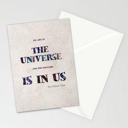 """Universe"" Print Stationery Cards"