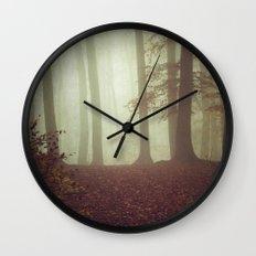 November light Wall Clock