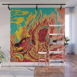 dragon Wall Mural