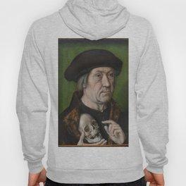 Aelbrecht Bouts - Self Portrait (1520) Hoody