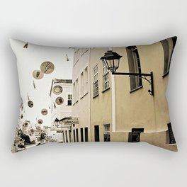 signs in the sky Rectangular Pillow