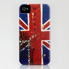 Worksop iPhone (4, 4s) Slim Case