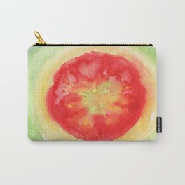 Fresh Tomato Carry-All Pouch