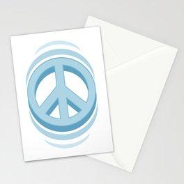 Peace sign Hippie symbol of peace #society6 #decor #buyart #artprint Stationery Cards