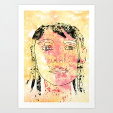 151. Art Print