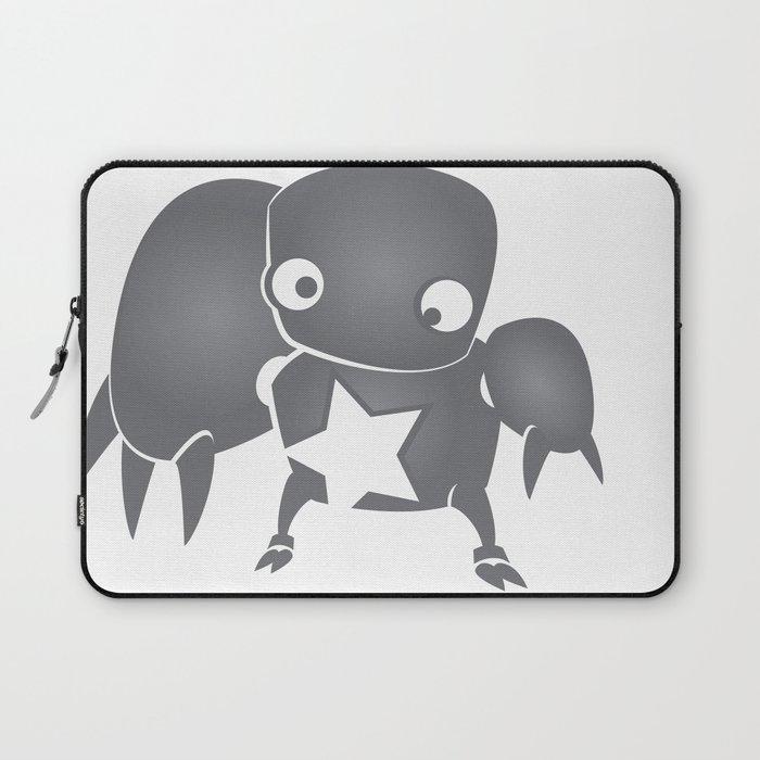 minima - slowbot 003 Laptop Sleeve
