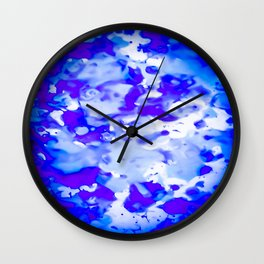 Nightime Glow Wall Clock