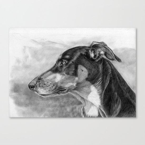 sh-Dog G2009sh Canvas Print