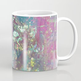 Iridescent Cellophane Coffee Mug
