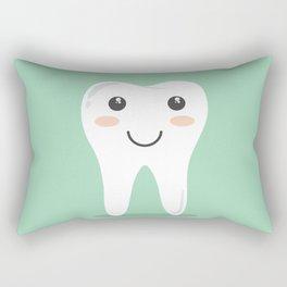 Cute Teeth Rectangular Pillow