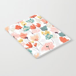 Wild Beauty Saffron Notebook