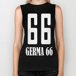 Germa 66 Biker Tank