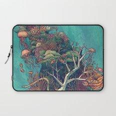Coral Communities Laptop Sleeve